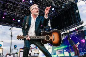 Flogging Molly at Pier 17 in NYC