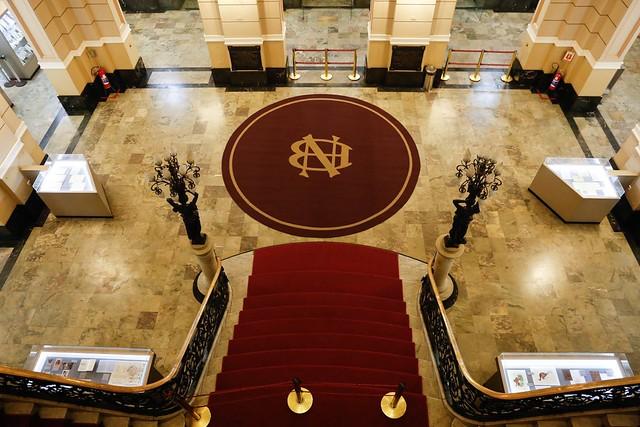 Biblioteca Nacional guarda mais de 200 anos de memória do Brasil (11/09/2019)
