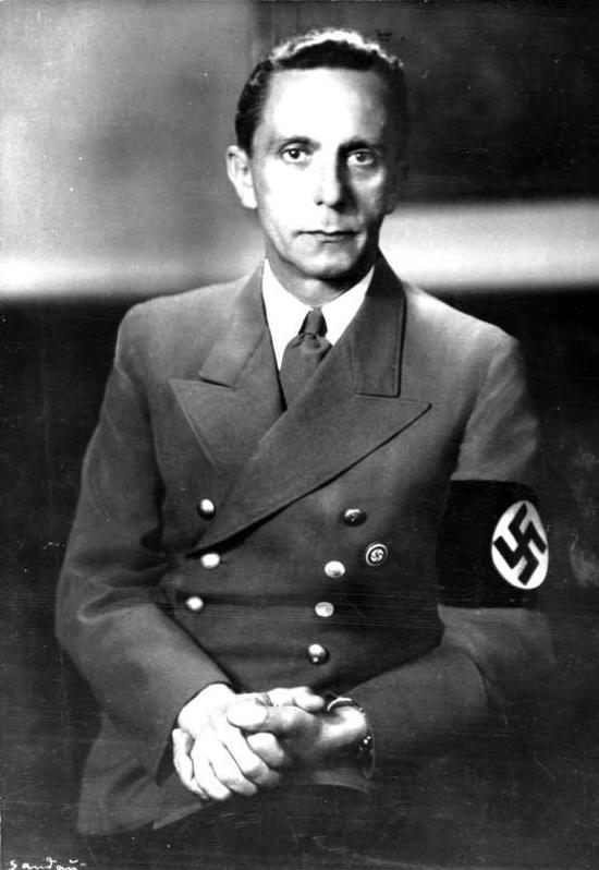 Joseph Goebbels – Wikipédia, a enciclopédia livre